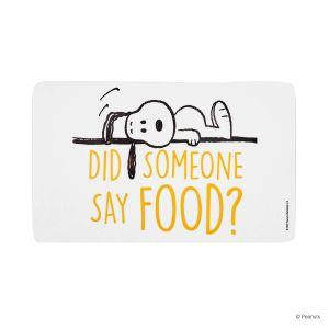 PEANUTS - δίσκος πρωινού Snoopy Food