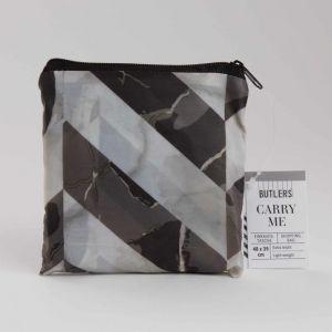 "CARRY ME - τσάντα αγορών ""Marble look"""