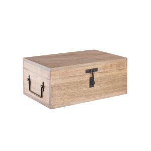TREASURE ISLAND - ξύλινο κουτί από μέγεθος M