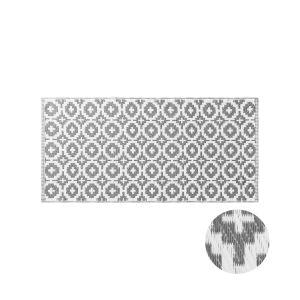 COLOUR CLASH - χαλί κατάλληλο για εσωτερικούς και εξωτερικούς χώρους, διάδρομος μωσαϊκό ταμπά 140x70