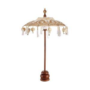 ORIENTAL LOUNGE - επιτραπέζια διακοσμητική mini ομπρέλα