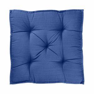 SOLID - μαξιλάρι καρέκλας, 40x40 cm, σκούρο μπλε