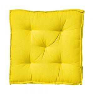 SOLID - μαξιλάρι καρέκλας, 40x40 cm, κίτρινο