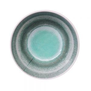 LISBOA - μπολ πλαστικό τιρκουάζ Δ 15,5 cm