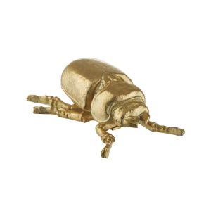 GOLDEN NATURE - επιτραπέζιο διακοσμητικό σκαθάρι
