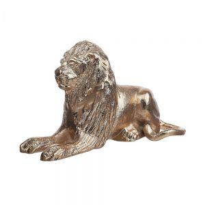GOLDEN NATURE - διακοσμητικό λιοντάρι