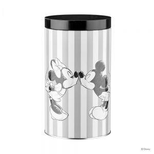 DISNEY - μεταλικό δοχείο αποθήκευσης Mickey και Minnie
