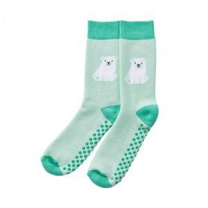 COZY SOCKS - κάλτσες πολική αρκούδα  39-42