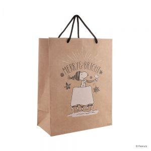 PEANUTS - μεγάλη τσάντα δώρου