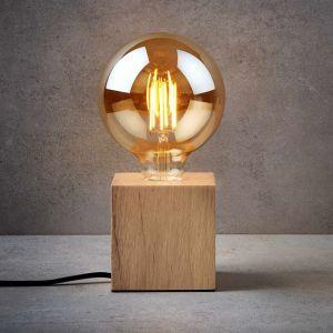 STILO - επιτραπέζιο φωτιστικό από ξύλο