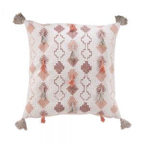 FREE SPIRIT - μαξιλάρι κρεμ 50x50 cm