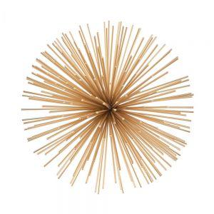 SPARKLE - διακοσμητικό τοίχου 22cm χρυσό