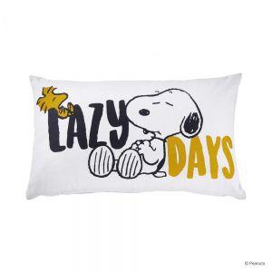 PEANUTS - μαξιλάρι Snoopy Lazy Days 50x30cm