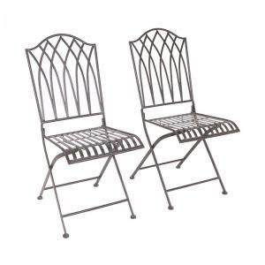 MANDALA GARDEN - καρέκλες σετ των 2 τεμαχίων