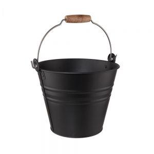 ZINC - κουβάς 8,0 l μαύρο