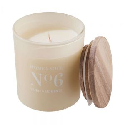 HOME & SOUL - αρωματικό κερί  Vanilla Moments