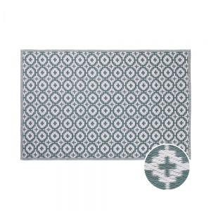 COLOUR CLASH - χαλί κατάλληλο για εσωτερικούς και εξωτερικούς χώρους, 180 cm x 118 cm, φασκόμηλο