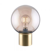 NORTHERN SKIES - LED γύλινο επιτραπέζιο φωτιστικό, χρυσό, μέγεθος Μ