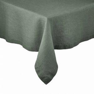 RIGA - τραπεζομάντηλο λινό 300x160cm, πράσινο