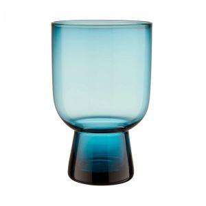 SOMBRE - ποτήρι, μπλε, 285 ml