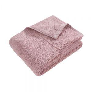 ORGANIC SPA - πετσέτα σάουνας, 200x80 cm, ροζ
