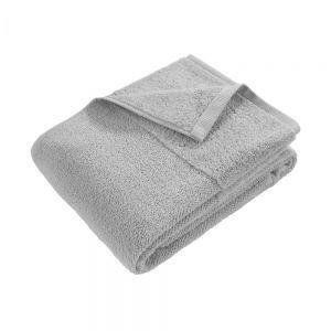 ORGANIC SPA - πετσέτα σάουνας, 200x80 cm, ανοιxτό γκρι
