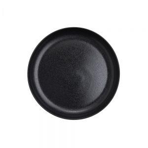 CASA NOVA - πιάτο Δ 22,5 cm μαύρο