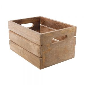 MANGO DAYS - κουτί από ξύλο μάνγκο , Μέγεθος L