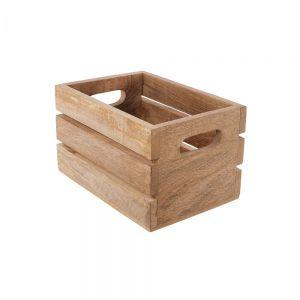 MANGO DAYS - κουτί από ξύλο μάνγκο , Μέγεθος Μ
