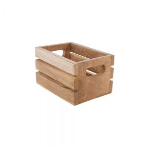 MANGO DAYS - κουτί από ξύλο μάνγκο , Μέγεθος S
