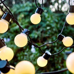 BULB LIGHTS - LED φωτεινή αλυσίδα για εξωτερικό χώρο