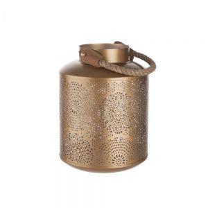 ORIENTAL LOUNGE - φανάρι 25cm, χρυσό