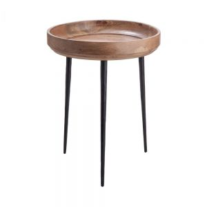 MANGO DAYS - τραπέζι μικρό από ξύλο μάνγκο