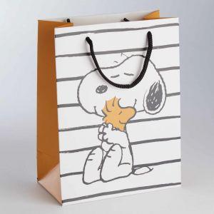 PEANUTS - midi τσάντα Snoopy