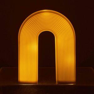 """RAINBOW - LED διακοσμητικό φωτιστικό  από πορσελάνη """"Rainbow"""""""
