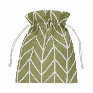 PACK-A-BAG - πουγκί, 14x18cm πράσινο