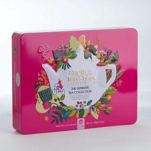 THE ENGLISH TEASHOP - τσάι σε συσκευασία 36 τμχ., ultimate