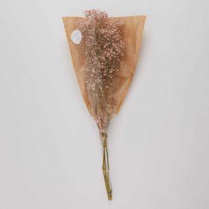 FLOWER MARKET - αποξηραμένη γυψοφύλλη, ροζ